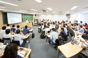 Keio case method model in action