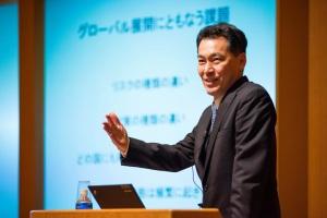 Prof. Atsumoi Obayashi