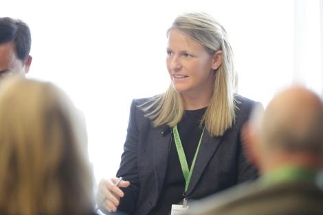 Sarah Irving at Forum