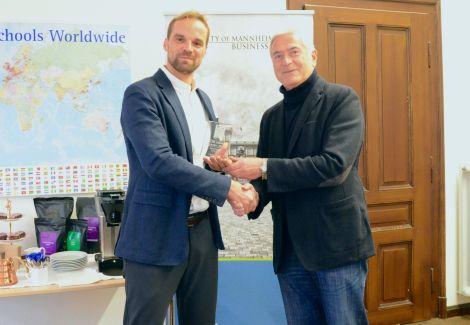 Robert Rudnick Dean Schneider Coffee Circle Council on Business & Society University of Mannheim CSR Fair trade