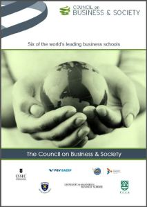 Council on Business & Society 2016 New Brochure