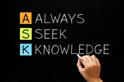 In a word - wisdom